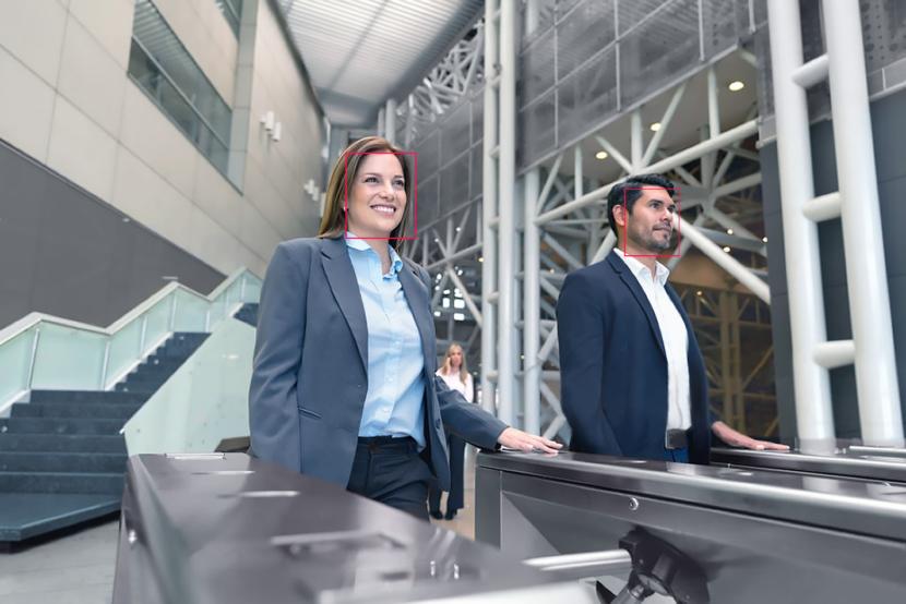 Компании Schneider Electric иRecFaces представили интеграцию биометрического решения Id-Gate ссистемой контроля доступа EcoStruxure Security Expert