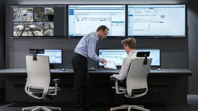 RecFaces иBosch сообщили опроведении интеграции биометрического решения Id-Gate ссистемой Bosch Building Integration System